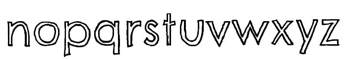 Chelsea Market Pro Regular Font LOWERCASE