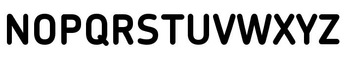 Chevin Pro Bold Font UPPERCASE