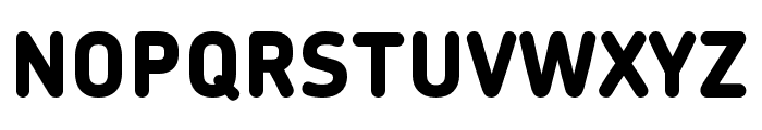 Chevin Pro ExtraBold Font UPPERCASE