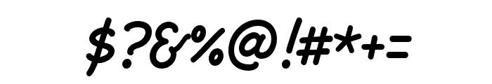 Chippewa Falls Regular Font OTHER CHARS