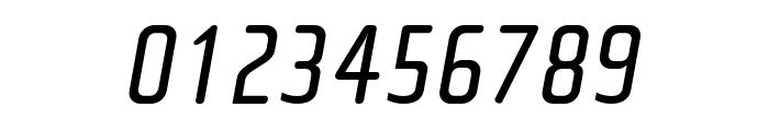 Cholla Slab OT Regular Oblique Font OTHER CHARS