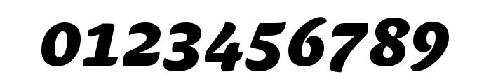 Ciabatta Bold Italic Font OTHER CHARS