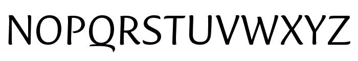 Ciabatta Light Font UPPERCASE