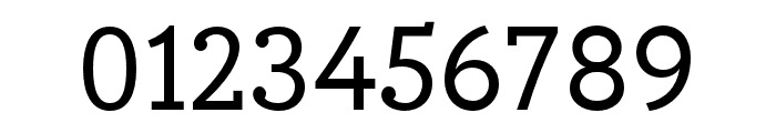 Circe Slab A Regular Font OTHER CHARS