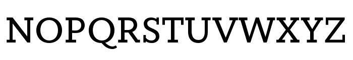 Circe Slab C Bold Font UPPERCASE