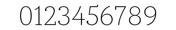 Circe Slab C Narrow Light Font OTHER CHARS