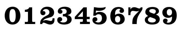 Clarendon URW Medium Font OTHER CHARS