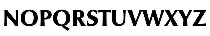 Classico URW Black Font UPPERCASE