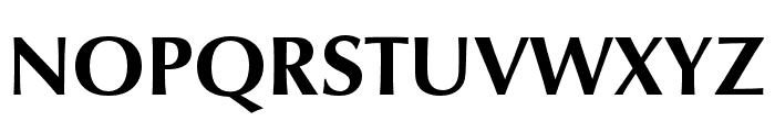 Classico URW Bold Font UPPERCASE