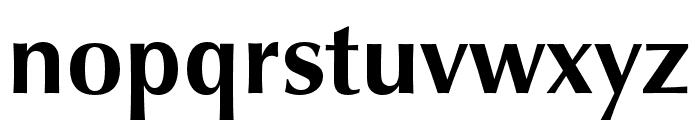 Classico URW Bold Font LOWERCASE