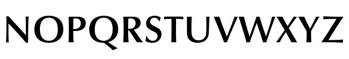 Classico URW Medium Font UPPERCASE