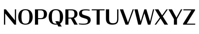 CondorComp Medium Font UPPERCASE