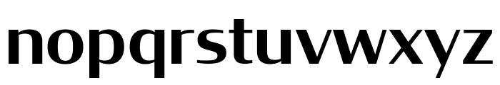CondorExtd Medium Font LOWERCASE