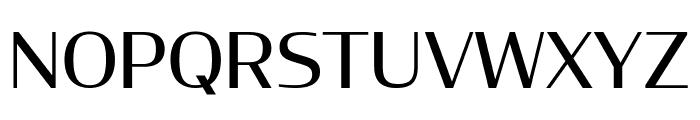 CondorExtd Regular Font UPPERCASE