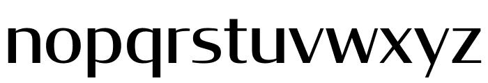 CondorExtd Regular Font LOWERCASE