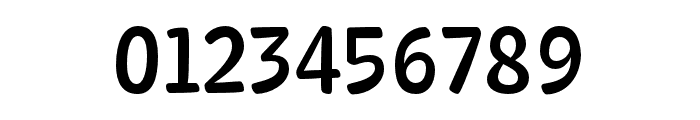 Coniferous Medium Font OTHER CHARS