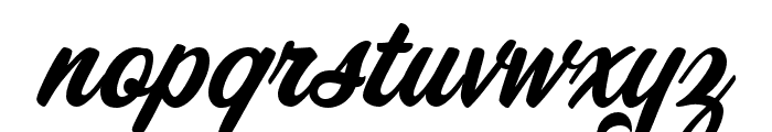 CornerStoreJF Regular Font LOWERCASE