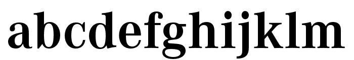 Corporate A Pro Bold Font LOWERCASE