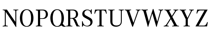 Corporate A Pro Medium Font UPPERCASE