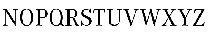Corporate A SC Regular Font UPPERCASE
