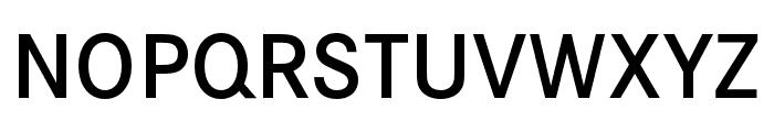 Corporate S Demi Font UPPERCASE