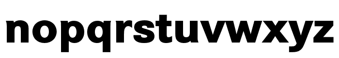 Corporate S ExtraBold Font LOWERCASE