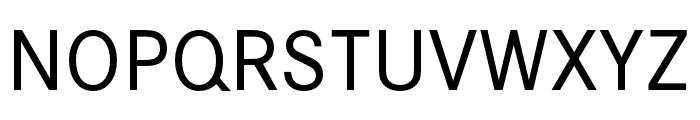 Corporate S Medium Font UPPERCASE