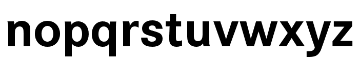 Corporate S Pro Bold Font LOWERCASE