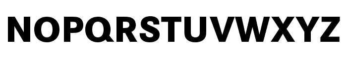 Corporate S Pro ExtraBold Font UPPERCASE