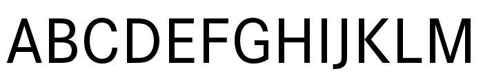 Corporate S Pro Medium Font UPPERCASE
