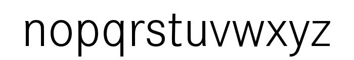 Corporate S SC Light Font LOWERCASE