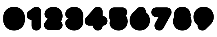 Corpulent Regular Font OTHER CHARS