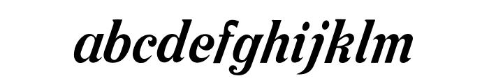 Cosmopolitan Regular Font LOWERCASE