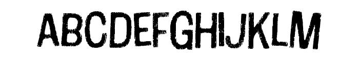 Cotton Regular Font LOWERCASE