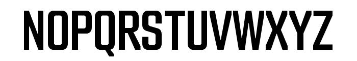 Countach Regular Font UPPERCASE