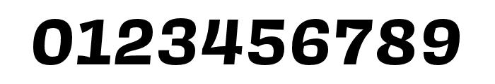 Covik Sans Bold Italic Font OTHER CHARS