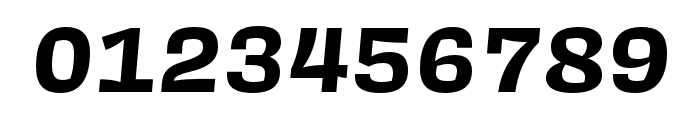 Covik Sans Mono Bold Italic Font OTHER CHARS