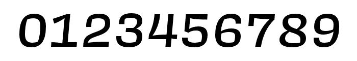 Covik Sans Mono Medium Italic Font OTHER CHARS
