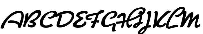 CuisineOT Pro Font UPPERCASE
