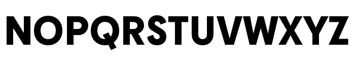 Cy ExtraBold Font UPPERCASE