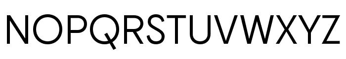 Cy Regular Font UPPERCASE
