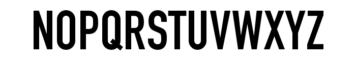 DIN 1451 LT Pro Engschrift Font UPPERCASE