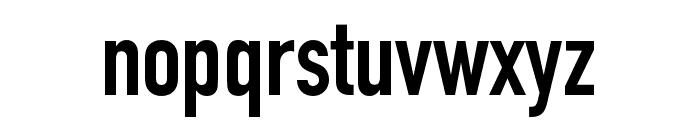 DIN 1451 LT Pro Engschrift Font LOWERCASE
