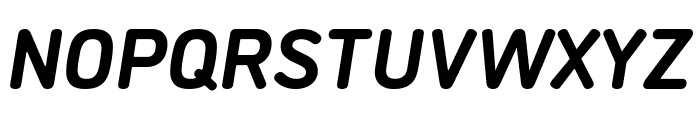 DINosaur Bold Italic Font UPPERCASE