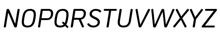 DINosaur Book Italic Font UPPERCASE