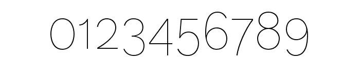 Dagny Pro Light Italic Font OTHER CHARS