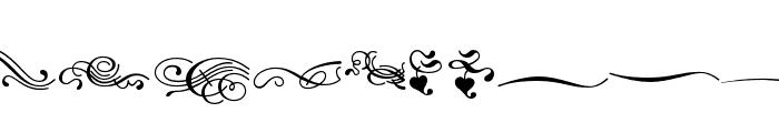 Dalliance OT Roman Font UPPERCASE