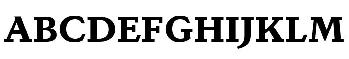 Dapifer Bold Font UPPERCASE