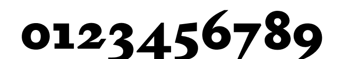 DapiferStencil Black Font OTHER CHARS