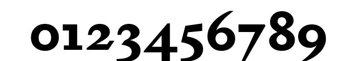 DapiferStencil Bold Font OTHER CHARS